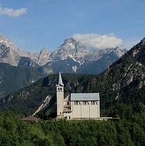 Chiesa_martin_Dolomiti