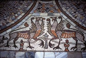 Mosaic floor of SS Maria e Donato, Murano