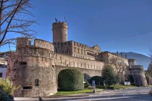 Veduta-del-castello buonconsiglio